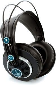 אוזניות אולפן AKG K240 MKII