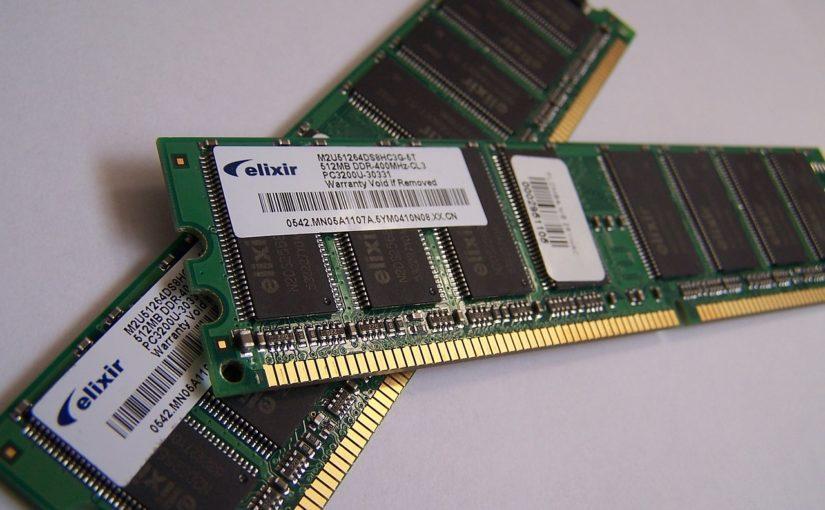 כרטיס זיכרון RAM