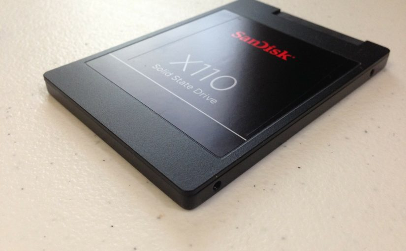 כונן SSD