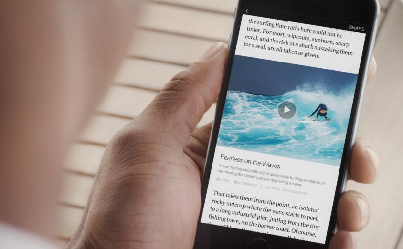 כתגובה ל-AMP של גוגל: פייסבוק משיקה פלאגין לוורדפרס עבור Instant Articles