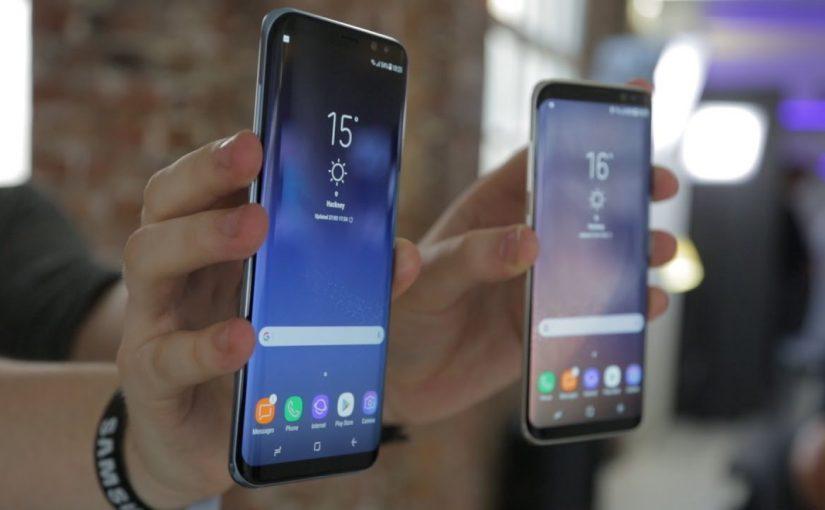 סמסונג גלקסי S8 ו-S8 פלוס