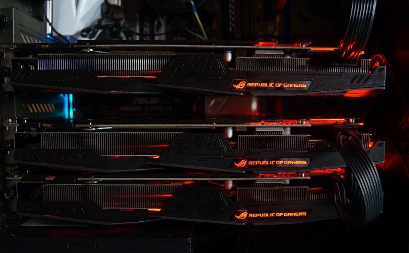 כרטיס מסך אחד בלבד: Nvidia מבטלת את התמיכה ב-SLI