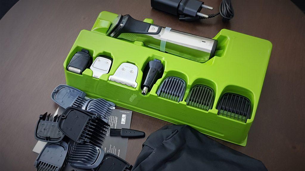 פתיחת קופסה פיליפס MG7750