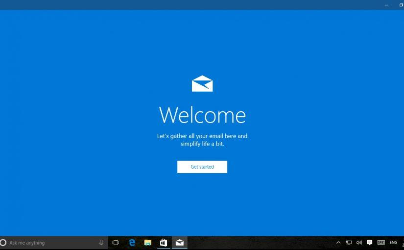 פרצת אבטחה באפליקציית הדואר של ווינדוס 10