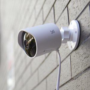 מצלמת אבטחה חיצונית YI Outdoor